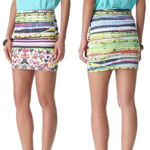 Clover Canyon Surf Shack Skirt Size Medium